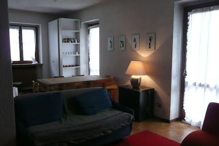 Monolocale confortevole in palazzina con giardino - Pontagna - 公寓