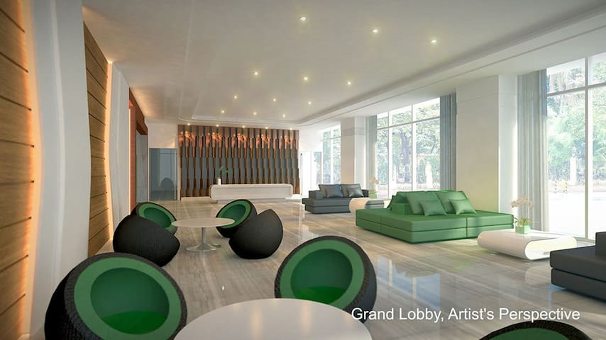 Stylish condo unit for rent at Green Residences - Manila - Lyxvåning