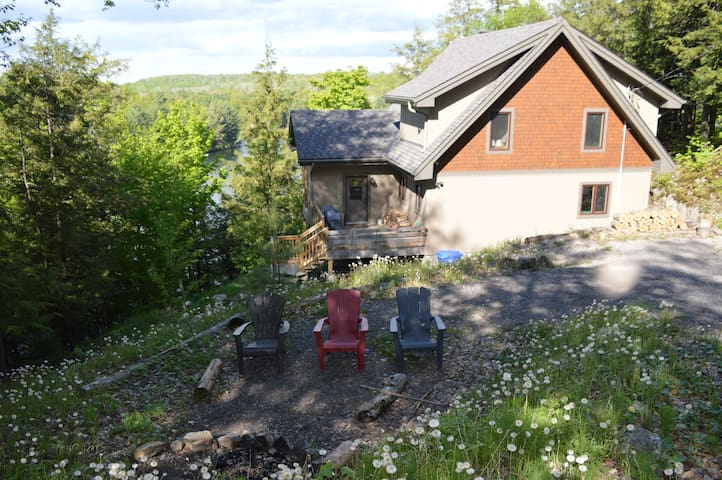 Lac Rheaume Lake House - 40 minutes from Ottawa