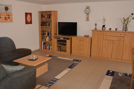 Central 65 qm apartment in a detached house