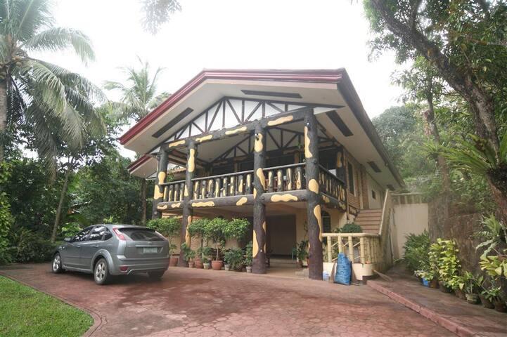 Vacation Farm House in Pinugay Antipolo