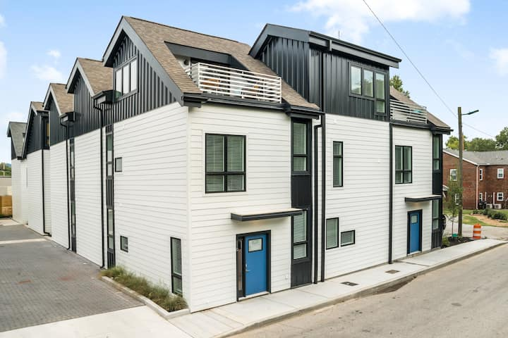 Southside Contemporary Townhome