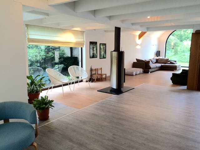 Exceptional villa with private park - Leuven - Rumah