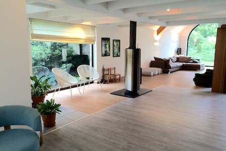 Exceptional villa with private park - Leuven - 独立屋