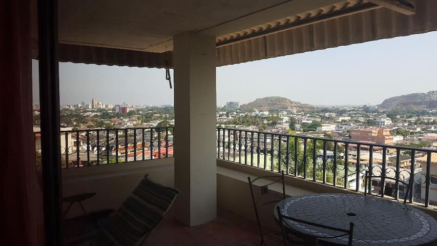 Hermosa vista de Guayaquil