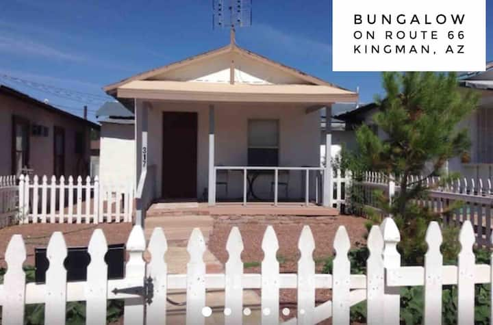 Bungalow on Rt 66