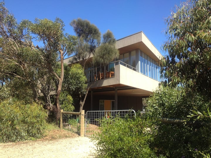 Architect Designed Beach House Aireys Inlet