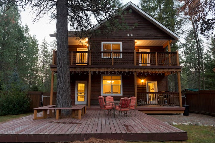 Mountain House Deluxe - Sandpoint - Casa
