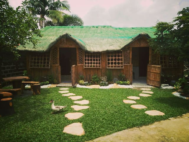 B#TRADITIONAL HOME near 100 ISLANDS - Alaminos City - 家庭式旅館