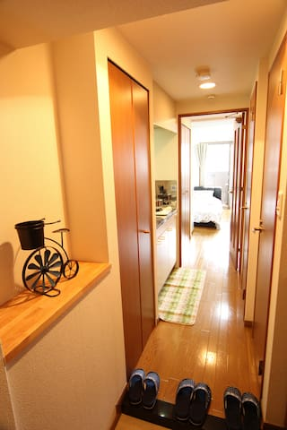 中央区,1min松屋町站,12MIN步行到心斋桥,中文OK - Chuo Ward, Osaka - Apartment