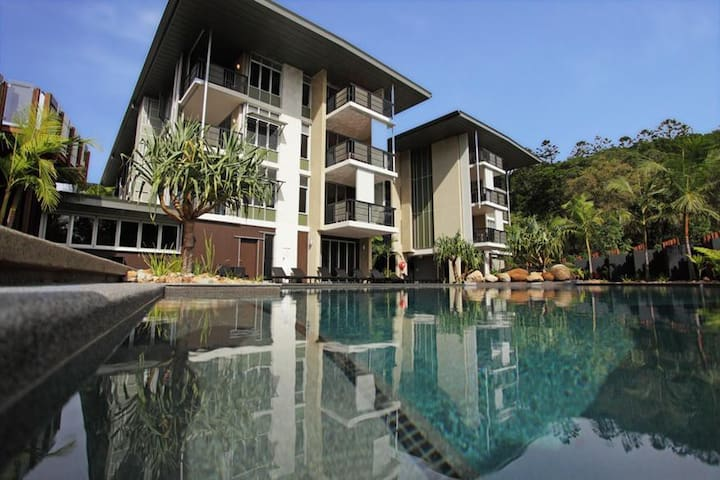 Luxury 2 Bdrm Apartment Peppers Resort NOOSA HEADS - Noosa Heads - Apartment
