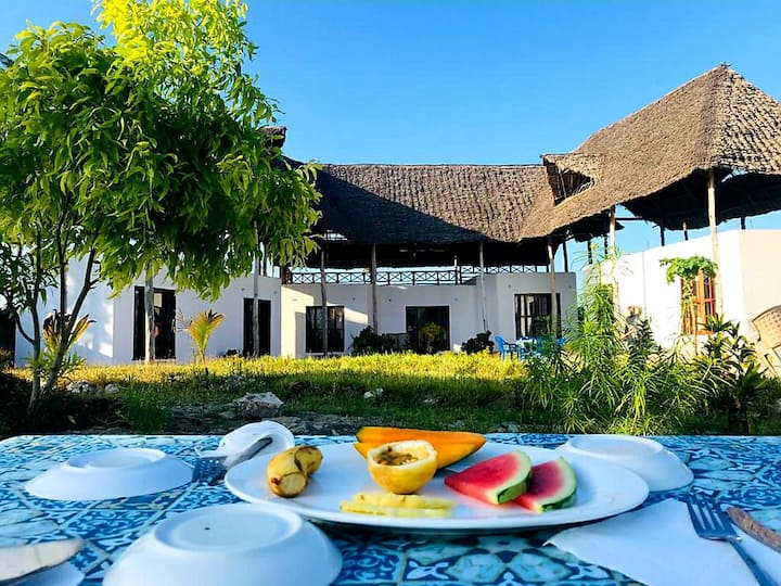 Private House - Malik Villa, Matemwe Zanzibar