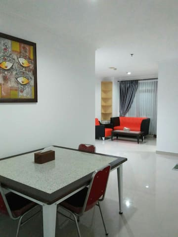 "The Biggest Apartment in Yogya for Familes""2317"""