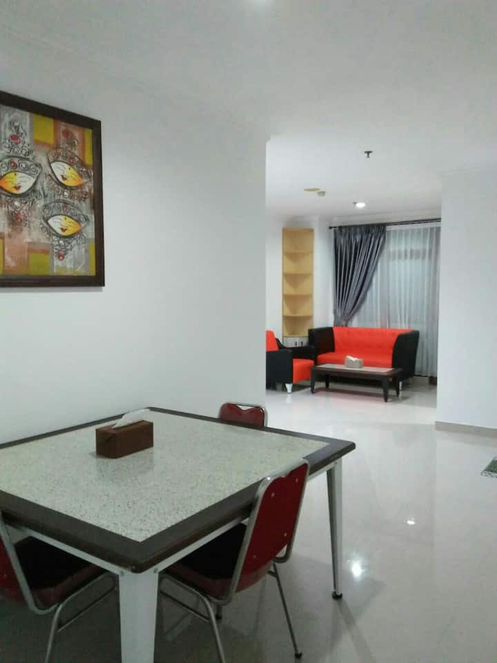 """The Biggest Apartment in Yogya for Familes""""2317"""""""