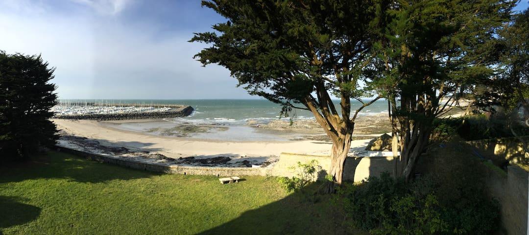 Beau Duplex face mer - Piriac-sur-Mer - Huoneisto