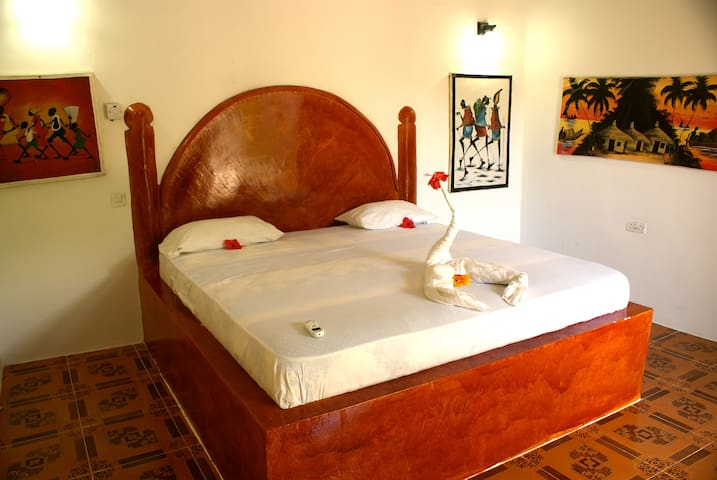 Double room with private bathroom 2 - Paje - House