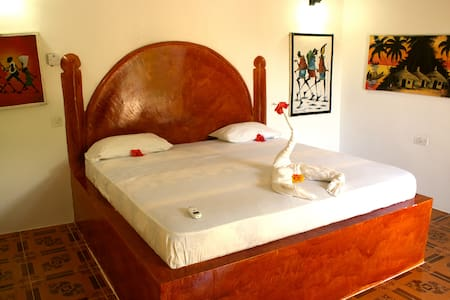Double room with private bathroom 2 - Paje - Huis