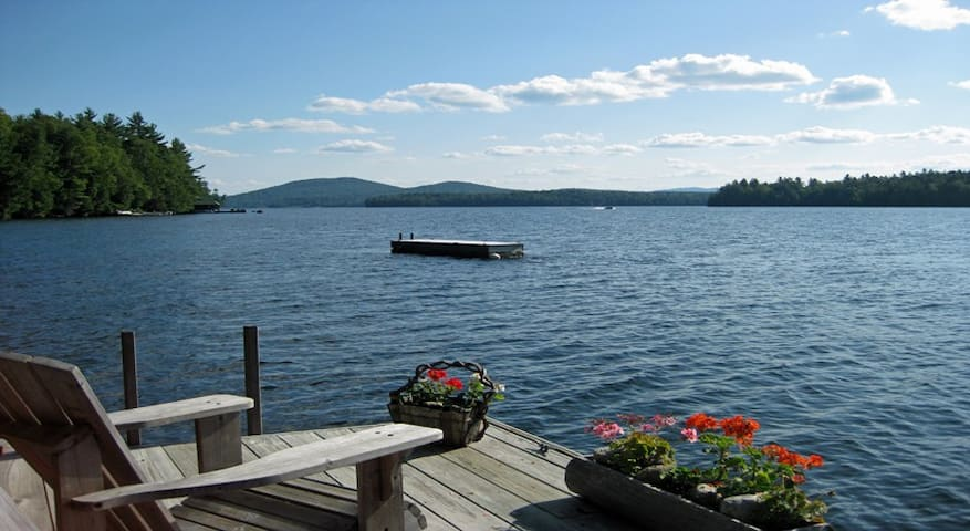 Camp Eagle View - Upper Saranac Lake Waterfront - Tupper Lake - บ้าน
