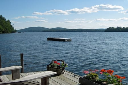 Camp Eagle View - Upper Saranac Lake Waterfront - Tupper Lake - Haus