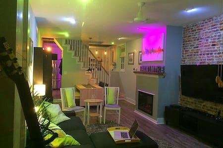 Luxury Downtown Smart Home - Elkridge - Wohnung