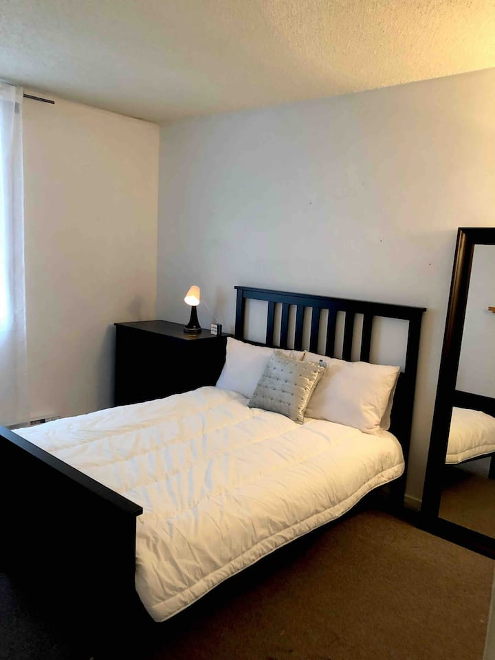 Nice room, close to all downtown's entertainment!