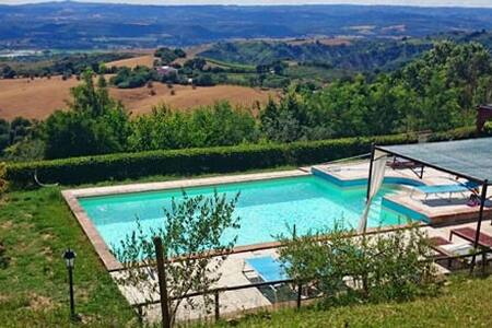Umbria in the green OFFER 3 persons - Lugnano in Teverina