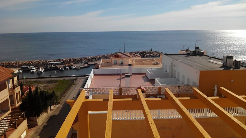 Apartment - 200 m from the beach - Villaricos - Flat