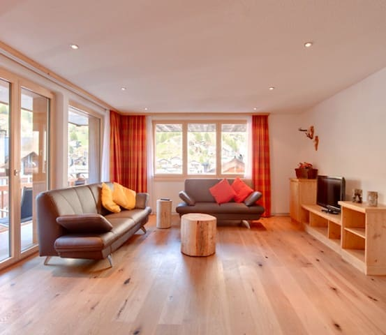 Serviced Apartement for 6 people