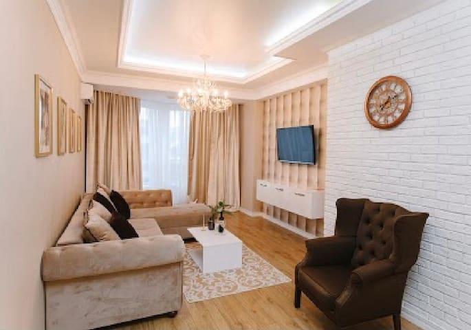 Classic Royal Park 1BD Apartament