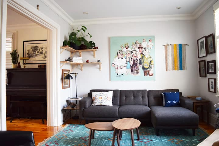 Stylish, bright family home in Kirkendall