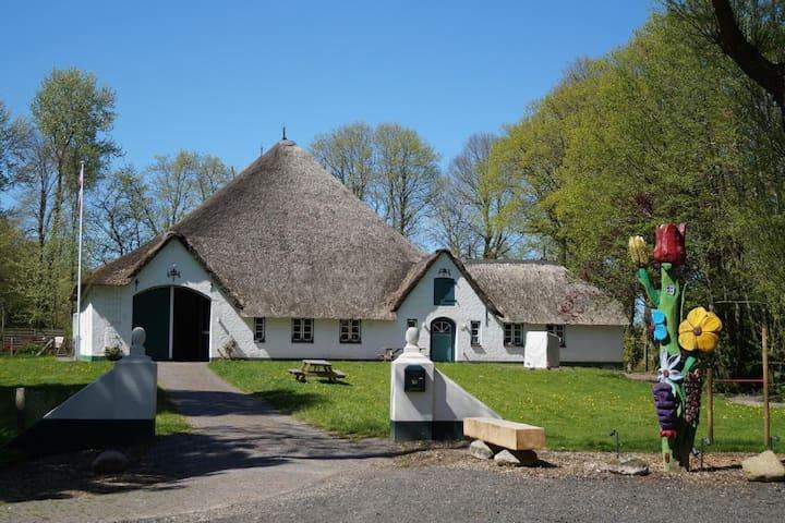Haubarg Pohns Warft - Ferienwohnung 2