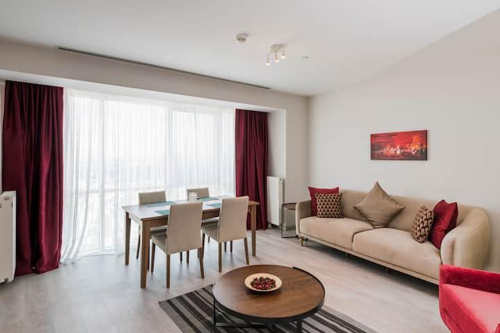 Elite 1 Bedroom Family Residence NEW PU