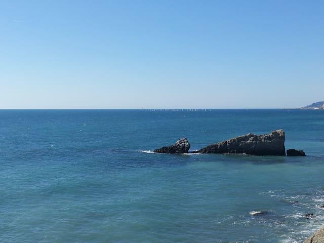 Diano entroterra Alloggio BASILICO - Diano San Pietro