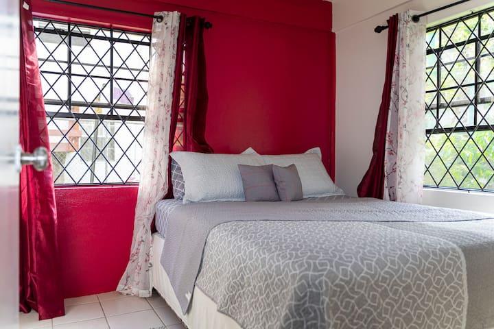 Room 1 - Queen Sized Bed