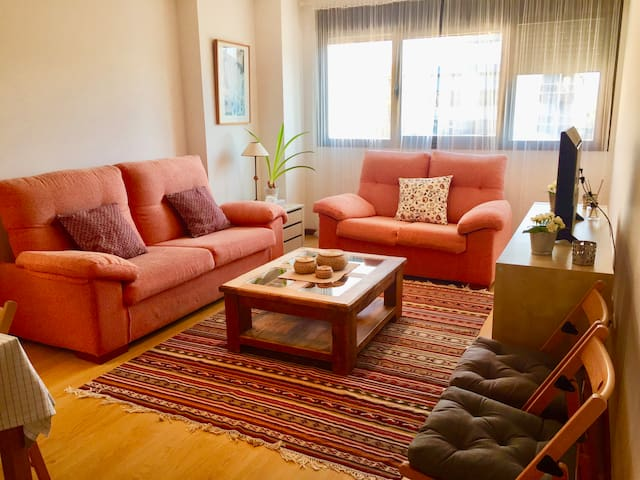Charming, bright apartment in Haro