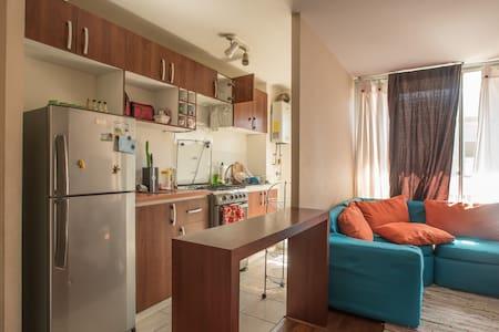 Sweet Home (Pieza Matrimonial) + Transfer Service - Santiago