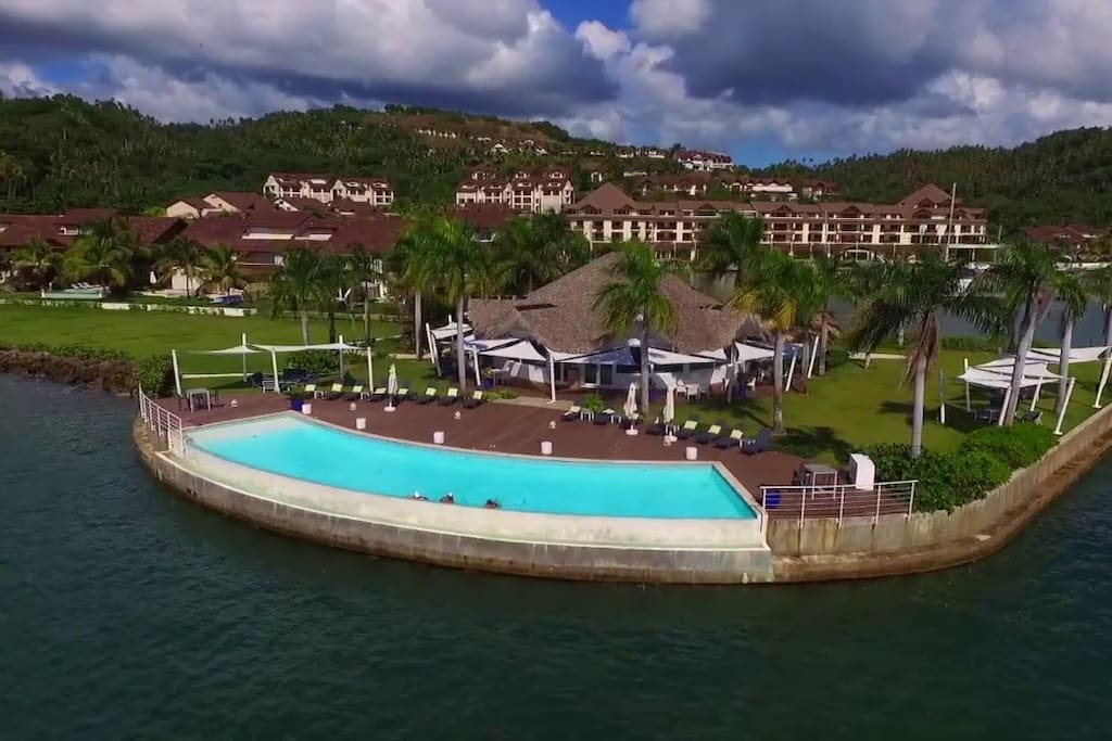Aerial View of Resort #3