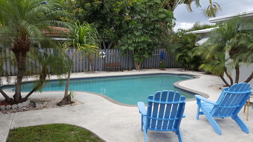 Bimini Breeze Apt.3 - pool- beach