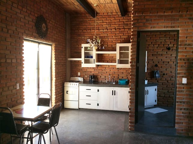 Mexican Chic Loft with Great Views & Wifi