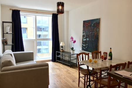 Spacious flat, heart of East London - Mile End / Bow