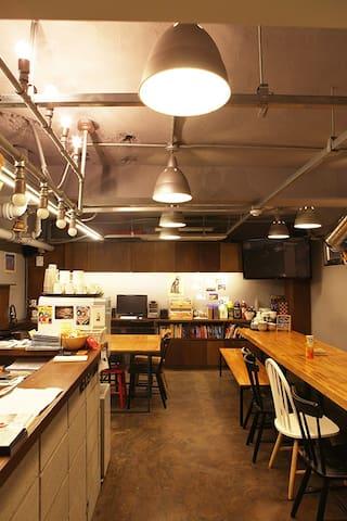 G Guesthouse Hongdae / Double Room
