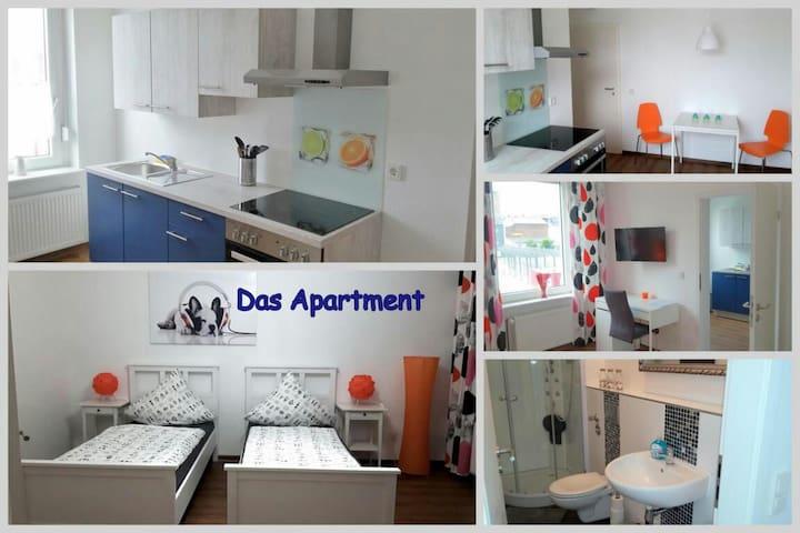 Ferienwohnung Jedermann 1 - Velbert - Apartment
