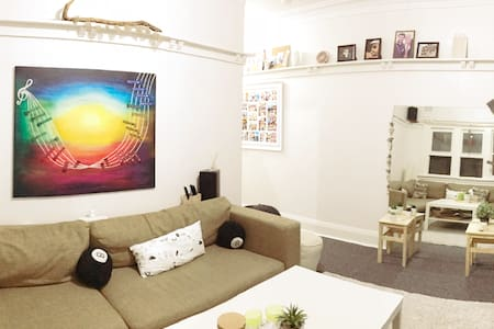 Spacious Unit central Bondi near everything - Bondi Junction