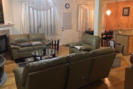 Harmonious Room - Richardson - Haus