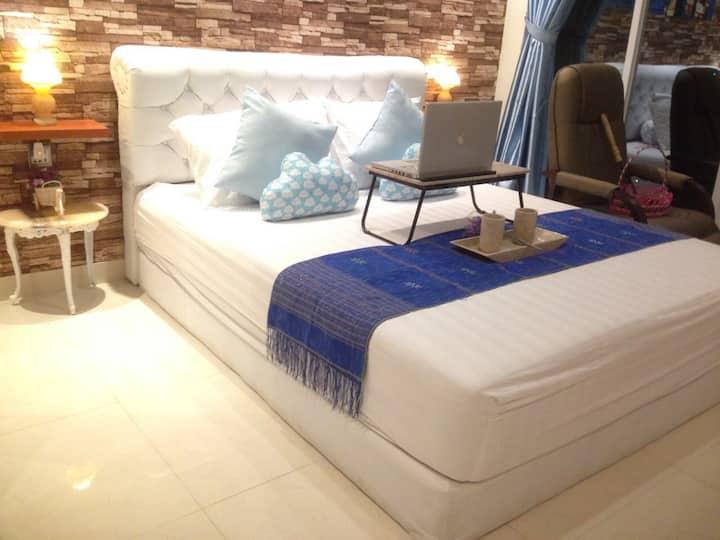 GREKO Bellevue comfort apartement Bandung city