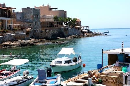 Perimeni's seaside house