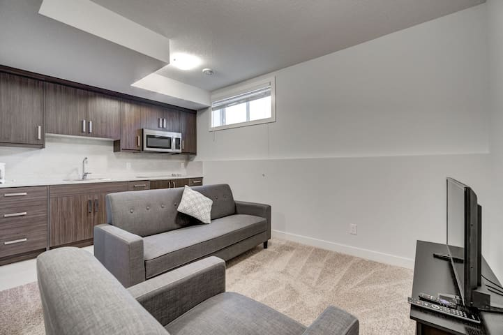 1129 Cozy Lower Suite Close to Downtown