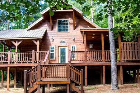 DriftAway Lodge Broken Bow Oklahoma
