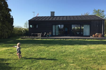 Beautiful summerhouse near Aarhus, close to beach - Malling - Cottage