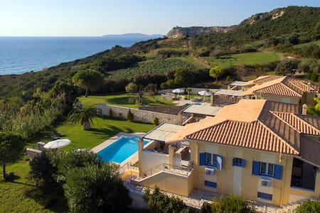 Panorama Villas in Arillas, Corfu